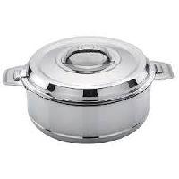 steel casseroles