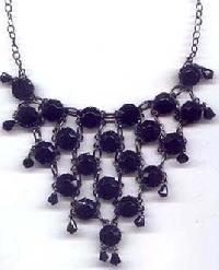 Glass Beaded Fashion Jewelry