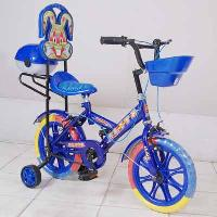 Kids Bicycle Blue-06