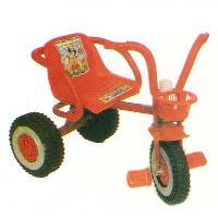 Baby Tricycle Red-01