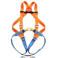 Heapro Single Lanyard Full Body Carabine Hook Safety Belt