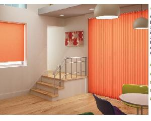 Colorful Vertical Blinds