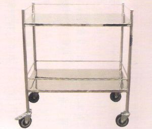 S.s. Instrument Trolley