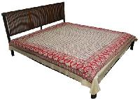 Traditional Bed Sheet  - L 11