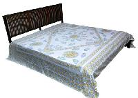 Traditional Bed Sheet  - L 12