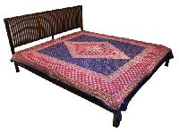 Traditional Bed Sheet  - L 13