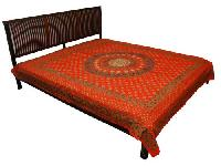 Traditional Bed Sheet  - L 14