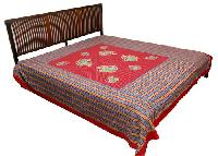 Traditional Bed Sheet  - L 3