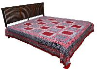 Traditional Bed Sheet  - L 4