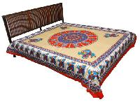 Traditional Bed Sheet  - L 5