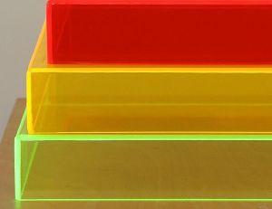 Decorative Transparent Color Sheets