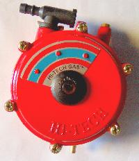 Hitech Red LPG conversion Kit