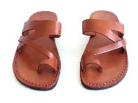 Designer Leather Slippers