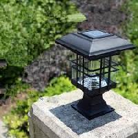 Solar Gate Light