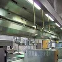 Commercial Kitchen Exhaust Fan