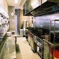 Industrial Kitchen Ventilation System