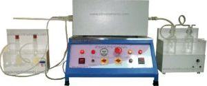 Halogen Acid Gas Emission Test Apparatus