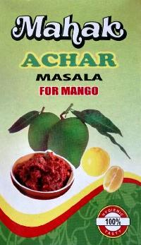 Achar Masala For Mango Pickle