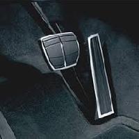 Car Clutch Pedal
