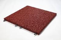 rubber flooring tiles