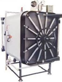 double door sterilizer