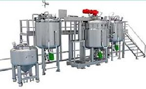 Cream Processing Systems
