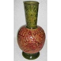 Item No. 16851 Brass Flower Vases