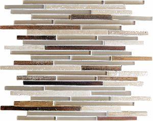 Beige Wood Effect Tiles