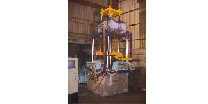Compacast Low Pressure Die Casting Machine