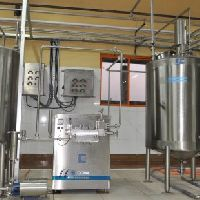 Soft Drink Processing Plant