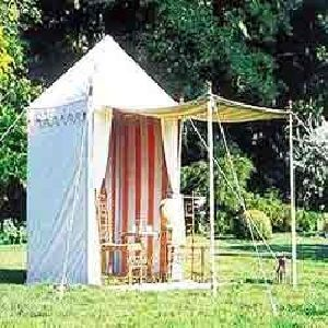portable beach tent