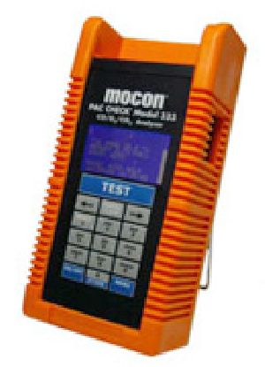 Pac Check 333 Hand-held 02 Co2 And Co Analyzer