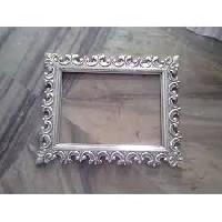 White Metal Photo Frame