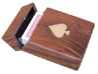 Wooden Games Boxes