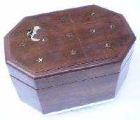 Wooden Money Box 04