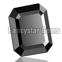 High Quality 30.00 Carat Emerald Cut Black Diamond sale