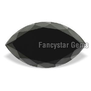 Marquise Cut Loose Black Diamond