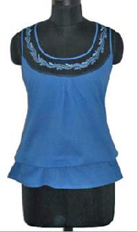 Ladies Embroidered Tunics