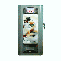 Tea Coffee Vending Machine