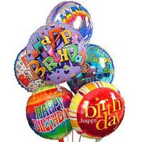Birthday Rubber Balloons - 01