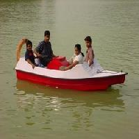 FRP Paddle Boat