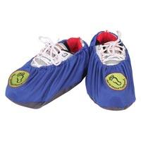 Blue Reusable Shoe Covers