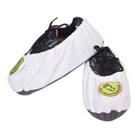 White Reusable Shoe Covers