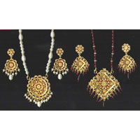 Kundan Jewelry in Rajasthan Manufacturers and Suppliers India
