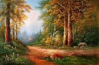 Nature Oil Paintings