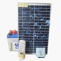 Led Based Solar Home Light