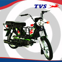 TVS XL Super Bike
