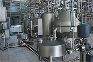 Milk Project Plant