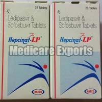 Hepcinat-LP Tablets