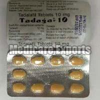 Tadaga Tablets (10mg)